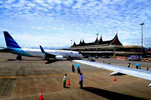 Rute Penerbangan Padang - Singapura, Pemprov Sumbar Masih Tunggu Kepastian Pemerintah