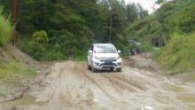 Waduh!, Pak PU, Jelang Puasa dan Lebaran Jalan Lintas Solok-Solok Selatan Rusak