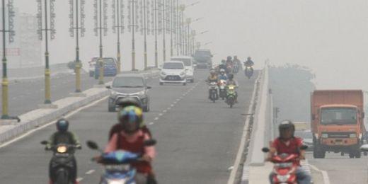 Riau dan Jambi Didera Kabut Asap, Pemprov Sumbar Siap Bantu Perantau yang Ingin Pulang Kampung