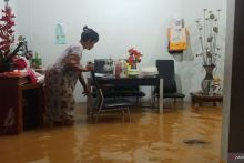 Banjir Genangi Ratusan Rumah di Jondul Rawang Padang