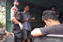 Puluhan Remaja Kembali Diamankan Polisi di Sekitar DPRD Sumbar