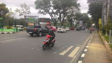 Tanpa Traffic Light, Angka Kecelakaan Lalu Lintas di Kota Bukittinggi Diprediksi Meningkat