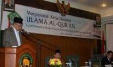Para Ulama Sepakat Mushaf Alquran Indonesia Perlu Dikaji Kembali