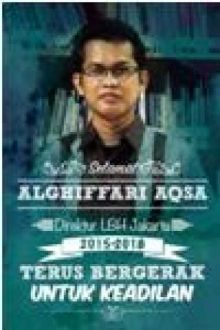 Putra Sumbar Ini Sekarang Jadi Orang Nomor Satu di LBH Jakarta