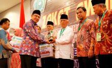 Sumbar dan Aceh Raih Anugerah Zakat Awards 2015