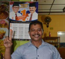 Pekat IB Kota Padang Dukung MK-FB