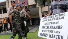 Beginilah Kronologis Peristiwa baku Tembak Anggota TNI dan Polri di Lubuk Linggau