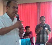 Wakil Ketua DPRD Padang Inginkan Wartawan Dapat KUR di Perbankan