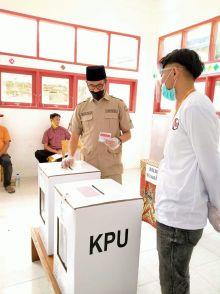 Hasil Real Count, Pilkada Bukittinggi 2020 Dimenangkan Pasangan Erman Safar - Marfendi