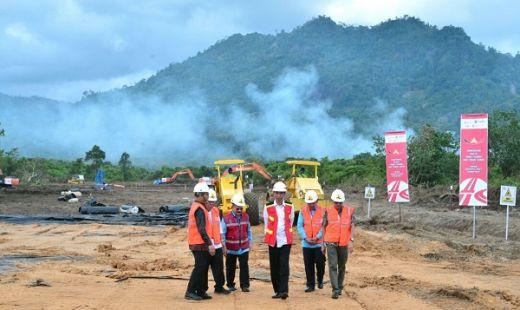 Setahun Setelah Groundbreaking, Beginilah Kabar Terakhir Proyek Tol Padang - Sicincin