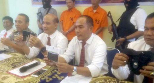 Ditangkap karena Narkoba, Mantan Anggota TNI Sempat Tantang Polisi dengan Senjata