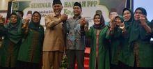 PPP Jalin Komunikasi dengan PKS, Usung Mahyeldi-Audy Joinaldy di Pilgub Sumbar