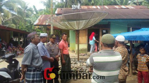 Warga Abai Siat Dharmasraya Gempar, Seorang Pemuda Tanggung Ditemukan Tewas Gantung Diri di Pohon Duku