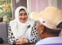 Hj. Yemmelia Sarankan Pemko Bukittinggi Batalkan Sistem Sewa dan Bantu Koperasi Pedagang