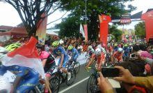 Jalur Menantang Buat Pebalat TdS Dilepas di Padang Panjang