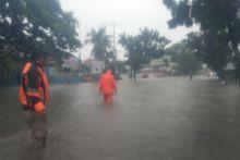 BPBD Padang Catat 15 Titik Banjir di Padang Akibat Curah Hujan Tinggi