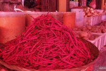 Harga Cabai Merah di Pasar Tradisional Tanah Datar Sumbar Terus Naik