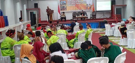 Cegah Berbagai Potensi Kecurangan, Bawaslu Dharmasraya Gelar Sosialisasi Pengawasan Pilkada 2020