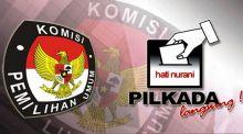 Real Count Pilkada Kabupaten Dharmasraya, Sutan Riska - Amrizal Masih Teratas