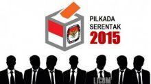 Real Count Pilkada Kabupaten Pasaman, Benny Utama - Daniel dan Yusuf Lubis - Atos Pratama Bersaing Ketat