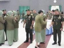 Kolonel Bhakti Agus Jabat Danrem 032/Wirabraja Sumbar yang Baru