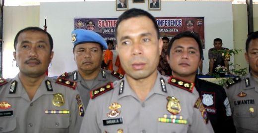 Berkat Informasi Masyarakat, Polres Dharmasraya Tangkap 2 Pengedar Sabu