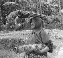 Lapiak Pandan, Secuil Legenda dari Paninggahan Solok Terkenal Hingga Mancanegara