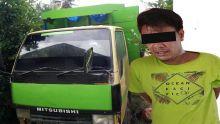 Polres Dharmasraya Tangkap Pelaku Pencurian Truk