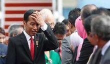 Jokowi Inspeksi Parade Kapal di International Fleet Review 2016