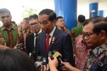 Mendadak Ke RS M Djamil, Jokowi: 97 Persen Pakai Kartu BPJS, Tidak Ada Pungutan Apapun