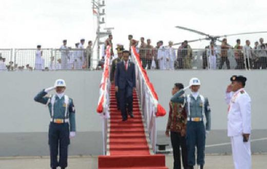 49 Kapal Perang dari 35 Negara Akhirnya Ikuti Sail Komodo 2016 di Padang