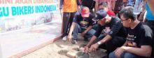 Pertama di Indonesia, Tugu Bikers Dibangun di Kota Padang