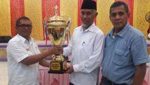 Diikuti Enam Klub Terkenal, Turnamen Sepakbola Piala Walikota Padang Akhirnya Ditabuh 15 Mei 2016 Mendatang