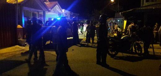 Bentrokan Warga di Sijunjung Sabtu Malam, Jalinsum Sempat Macet Total