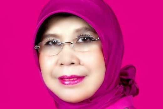 Wow... Perolehan Suara Ibu Ini Kalahkan Jokowi-Maruf di Sumbar