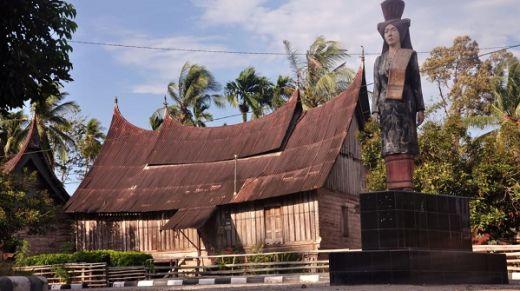 BPCB Sumbar Lakukan Konservasi di Kampung Adat Padang Ranah Sijunjung