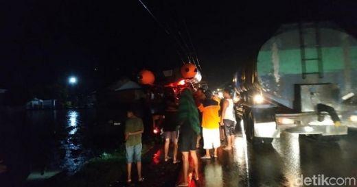 Diguyur Hujan Lebat, 3 Daerah di Sumbar Diterjang Banjir dan Longsor, 1 Orang Meninggal
