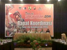 Tour de Singkarak 2016 Batal Lewati Solok Selatan, Wagub Sumbar: Warga Solsel, Kami Mohon Maaf