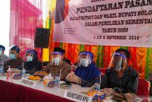 KPU Tetapkan DPS Berkurang Dibanding DPT 2019