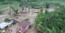 Banjir Bandang di Tanah Datar, 4 Orang Tewas dan 2 Hilang