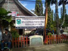 Gratis, Pendirian Koperasi di Kabupaten Solok