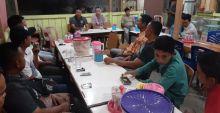 Kapolsek Pulau Punjung Gelar Silaturrahmi dengan Wali Nagari, Jorong dan Ketua Pemuda