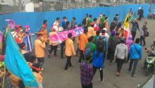 Hari Ini, Aliansi BEM Mahasiswa dan OKP Bukittinggi Usung Keranda Mayat dan Mengaji di DPRD