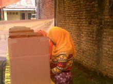 Ada 2 TPS Lakukan Pemungutan Suara Ulang Besok Minggu di Padang