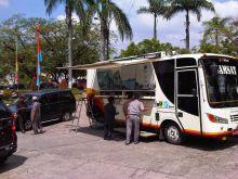 Manjakan Pembayar Pajak, Pelayanan Samsat Mulai Beroperasi di Mentawai