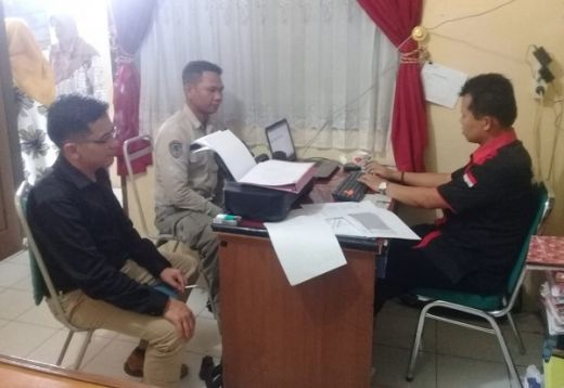 Dilecehkan Saat Bertugas, Wartawan Minangkabaunews Laporkan Oknum Wali Nagari Baringin Tanah Datar Ini ke Polisi