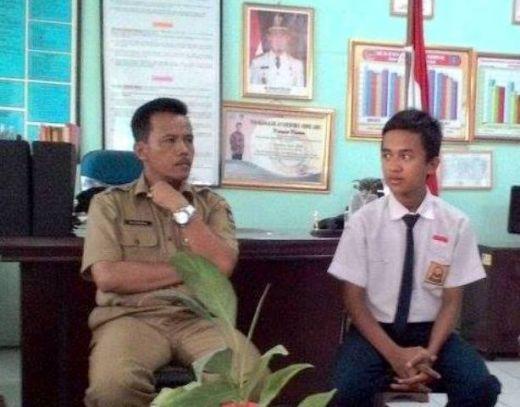 Inilah Pejuang Subuh dari SMPN 11 Padang