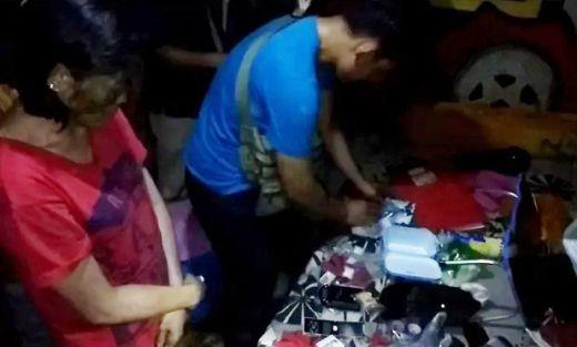 Simpan Sabu di Celengan Anak, Wanita Ini Diciduk Polisi saat Asyik Luluran di Rumahnya