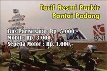 Anda Sedang Berkunjung ke Padang dan Bawa Kendaraan, Ini Tarif Parkir Resmi