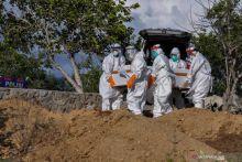 Meninggal di RSUP M DJamil, Jenazah Pasien Covid-19 Pesisir Selatan Dimakamkan di Padang